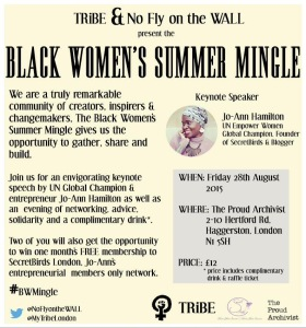 Black Women Summer Mingle