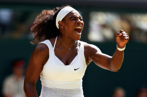 Serena's victory